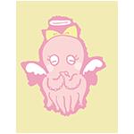 天使のオクミイラスト