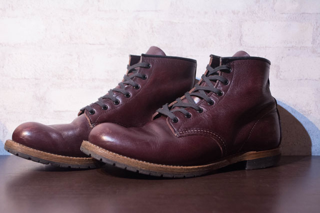 redwingのブーツ