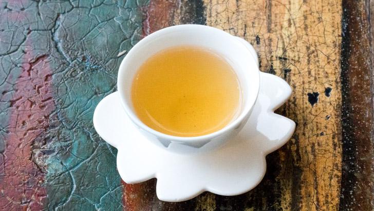 台湾の九份のお茶