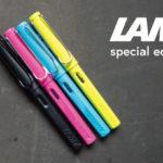 lamy限定色のアイキャッチ