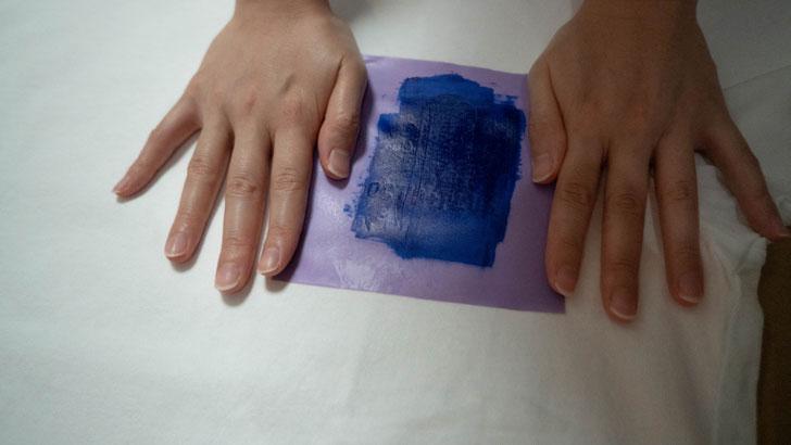 シルクスクリーン印刷工程15