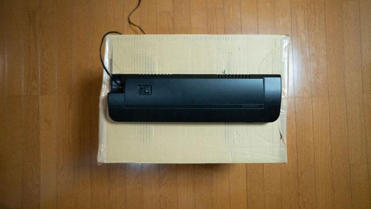 シルクスクリーン印刷工程5