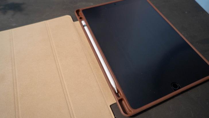 ipadケースの収納