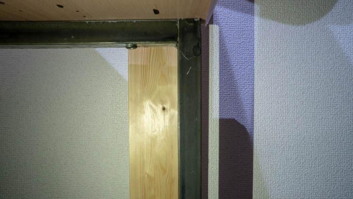 DIYで天板をリメイク