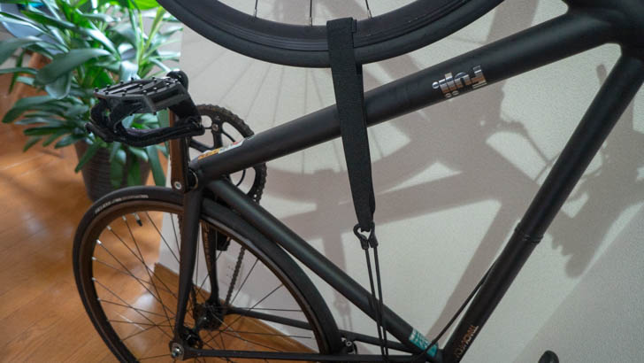 NinoLite自転車スタンド