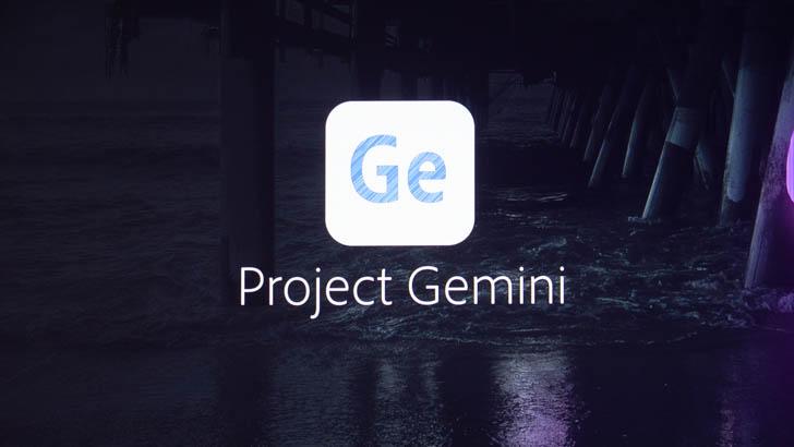 ProjectGeminiのアイコン
