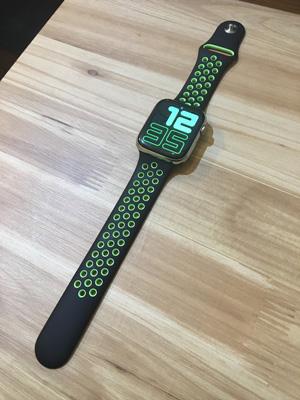 Apple Watchの新作バンド